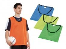 All-In Sport: Geschikt voor alle takken van sport, licht en luchtdoorlatend synthetisch mesh. 100% polyester, verhindert luchtophopingen en voorkomt zo...