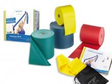 All-In Sport: Deze latexvrije oefenband biedt een veelvoud aan oefenmogelijkheden en is speciaal geschikt voor personen met latex-allergie. Door de uit...