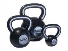 All-In Sport: Kettlebells - ook als rondhalters bekend - werden in Rusland al meer dan 100 jaar geleden voor gewichtheftraining ingezet. In het kader v...