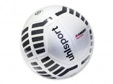 All-In Sport: Nieuw ontwikkelde wedstrijd- en trainingsbal met 22-panels constructie en naadloze oppervlakte structuur. ( thermisch verlijmd) Optimale ...