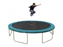 All-In Sport: Tuintrampolines - gezonde outdoor pret voor jong en oud<br />De trampolines zijn leverbaar met doorsnedes va 1,85 m tot 4,30 meter en zij...