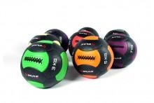 All-In Sport: Functional Balls of Wall Balls vinden hun oorsprong in de USA. Dit soort medizinballen heeft zich daar op het gebied van de functionele t...