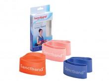 All-In Sport: De Sanctband Loop is een doorontwikkeling van de normale gymnastiekband en biedt verschillende aanvullende voordelen. De Loop wordt bij v...