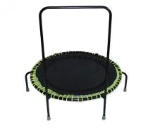 All-In Sport: Fitness-trampolines voor de power-workout in fitness-studios of thuis in de eigen fitnessruimte. De duurzame rubber kabels zorgen voor g...