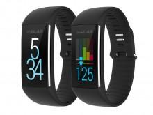 All-In Sport: Fitness- en activiteits-tracker van Polar met comfortabele hartslagmeting aan de pols. De combinatie van hartfrequentie-trainingscontrole...