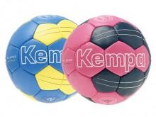 All-In Sport: De duurzame Handbal Kempa® LEO BASIC profiel is ideaal voor kinderen en ouderen. Het antislip-polyurethaan met Kempa reliëf zorgt voor ze...