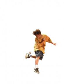 All-In Sport: <p>n de Verenigde Staten een cultus, is de footbag koorts ook uitbrak in Europa. In een weefsel zak gevuld met granulaat gespeeld alleen ...