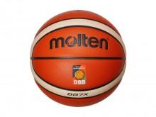 All-In Sport: Der Molten Basketball GG7 - ein Top-Basketball, FIBA APPROVED und DBB geprüft<br /><br /><b>Der offizielle Spielball der 2. Basketball Bu...