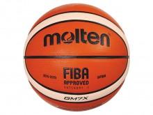 All-In Sport: Zeer goede trainings-basketbal van Molten van het type GM7X. De basketbal is van synthetisch leer en met een nieuw oppervlakteconcept. De...