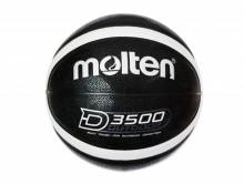All-In Sport: Deze basketbal van Molten is voor outdoorgebruik (Streetball Basketball) ontwikkeld. De basketbal is van synthetisch leer en heeftt een 1...