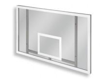 All-In Sport: Van acrylglas inclusief bevestigingsframe. Voor een gunstige setprijs. Voor de Montage aan de installatie met bevestigingsframe volgens D...