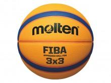 All-In Sport: Deze speciale Molten® 3x3 Streetball is door de FIBA voor de variant 3x3-basketbal goedgekeurd. Maat en gewicht zijn volgens de officiële...