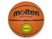 All-In Sport: Zeer duurzame en stroeve trainings-basketbal. Voor indoor en outdoor geschikt.