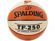 All-In Sport: Basketbal van composite leder voor binnen- en buitengebruik. Het zachte baloppervlak garandeert een goede balcontrole en een uitstekende ...