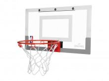 All-In Sport: Het Spalding Mini-basketbalbord van acrylglas is ideaal voor thuis of voor op kantoor. Met de praktische, gepolsterde bevestigingsstrip i...