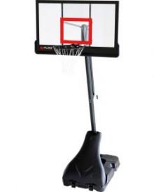 All-In Sport: <p>MOBIEL RECREATIE BASKETBALSYSTEEM</p> <p>Vrijetijds basketball systeem met comfortabele hoogteverstelling en royaal doelbord 144 x 88...