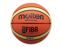 All-In Sport: <b>Molten Basketball BGR: Trainingsball von Molten, FIBA approved, in 4 Größen erhältlich:</b><br />Größe 3 - Art.Nr: B9923<br />Größe 5 ...