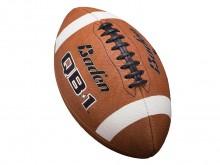 All-In Sport: Absolute top wedstrijdbal voor American Footbal in een traditioneel American Football design met speciaal premium leer voor de perfecte g...