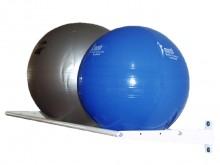 All-In Sport: Wandbeugel voor 15-20 sport- en spelballen (afhankelijk van de afmeting van de ballen). Consolesysteem in uiterst stabiele staalconstruct...