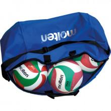 All-In Sport: <p>MOLTEN® BALZAK<br />Het materiaal van de balzak is gemaakt van robuust nylon met een verstelbare schouderband, die meerdere keren ...