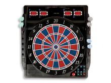 All-In Sport: Deze elektronische dartautomaat in de actuele wedstrijduitvoering is voor max. 16 spelers en biedt 159 spelvarianten. Voor een afwisselen...
