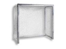 All-In Sport: Netbeugels inklapbaar ca. 55 cm diep. Volledig van aluminium gemaakt. Compleet met PE-net, maaswijdte 4,5 cm.
