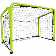 All-In Sport: SALMING® FLOORBALLTOR CAMPUS 600, 60 X 40 CM, OPVOUWBAAR Robuust doel voor het trainen van wedstrijden zonder doelman. Ruimtebesparend o...