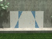 All-In Sport: Stellen Sie sich mit unseren Systemmodulen Ihre Indoor Boulderwand ganz nach Ihren Wünschen zusammen.<br /><br />Lieferung inklusive:<br ...