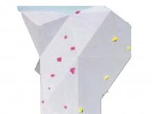 All-In Sport: vrijstaande Boulderblock met ca. 20,5 m2 klimoppervlak. De Block kan rondom compleet beklommen worden. Inclusief de complete onderconstru...