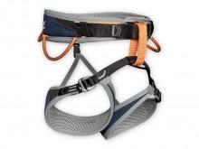 All-In Sport: <p>Comfortabel gepolsterd harnas met 3 quick-aanpassing gespen en automatisch zentrierendem broekrand.</p> <p>Gewicht ca. 425 g. en univ...