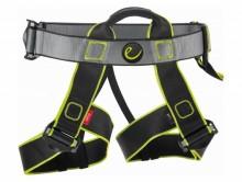 All-In Sport: Allround-zitgordel in klassisek design en universele maat - optimaal voor cursus- en verhuurdoeleinden in klimhallen. Het Easy Glider-ges...