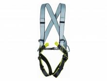 All-In Sport: De complete klimgordel SOLID van Edelrid is een klassieke, lichte en volledig verstelbare klimgordel. De steek-klem-gespen aan de beenlus...