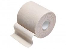 All-In Sport: Deze elastische fixeerbandage is uitermate geschikt als onderlaag en dient zodoende ook als huidbescherming bij verbanden. De bandage is ...