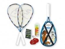 All-In Sport: Speedminton is een racketsport, waarbij de nieuwe, speciaal ontwikkelde shuttles, de Speeder met een opmerkelijke drive gespeeld worden...