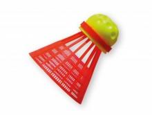 All-In Sport: <p>De Crossminton / Speed Badminton shuttles FUN van Speedminton zijn speciaal voor kinderen, starters en voor trainingsdoeleinden ontwik...