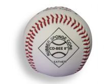 All-In Sport: <b>Honkbal TRAINING CD-BEE8 Ø ca. 6,5 cm</b><br /><br />Leren honkbal, iets zachter en kleiner, ideaal voor slagtraining.<br /><br />De h...