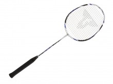 All-In Sport: Solide badmintonracket van Talbot Torro met stalen/grafiet shaft en aluminium blad in One-Piece optiek. Uitermate geschikt voor scholen o...