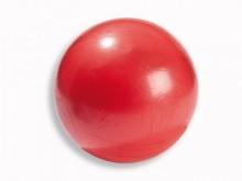 All-In Sport: (Overball) opblaasbaar, Ø 24 cm, superlicht en zacht met hoge stuitkracht van geschuimd PVC, geen blessuregevaar.