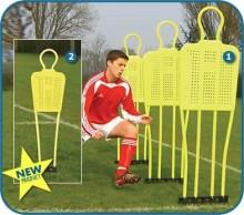 All-In Sport: <p>Zeer sterk frame met gegoten borstplaat.</p> <p>Voorzien van 4 grondpinnen zodat u de pop/figuur gemakkelijk kunt verplaatsen. Kan op...
