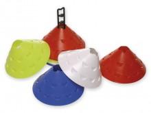 All-In Sport: De markeringshoedje TOP COACH MAXI zijn een belangrijk iInstrument voor de dagelijkse trainingsarbeid. De markeringshoedjeset TOP COACH M...