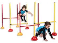 All-In Sport: Voor alle takken van sport, onbegrensde gebruiksmogelijkheden. De Oefenhulp & Trainingshorde is inzetbaar bij schoolsport, basistraining ...