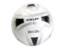 All-In Sport: Allround-wedstrijdbal, 32-delig, met speciale waterafstotende PU-coating (weerbestendig), Nylon-handgenaaid, goede vlucht- en stuiteigens...