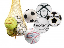 All-In Sport: Bestehend aus Fußbällen Gr. 4: F1382 Fußball Profi, F9911 Fußball molten VG-800X1, F1529 Fußball molten School Trainer, F9907 Fußball mol...
