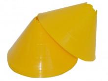 All-In Sport: De markeringshoedjes LARGE zijn de grotere uitvoering van de markeringshoedjes SMALL. Met een hoogte van ca. 15 cm en een doorsnede van c...