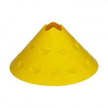 All-In Sport: De markeringshoedjes LARGE CROSS zijn veelzijdig inzetbaar en worden per 10 stuks geleverd en hebben een doorsnede van ca. 30 cm en een t...
