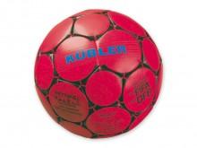 All-In Sport: <b>Voetbal Kübler Sport® Allweather maat 5</b><br /><br />Deze allweather voetbal in neonkleur rood is ideaal bij kunstlicht en sneeuw. D...
