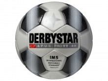 All-In Sport: Voetbal Derbystar® APUS TT mt. 5 wit/zwart