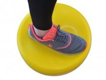 All-In Sport: Het innovatieve Rotatie-Pad met een anti-slip oppervlak en een 360 graden rotatiebasis is ideaal voor een veelvoud aan therapeutische toe...