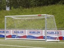 All-In Sport: Dieses Jugendfußballtor ist freistehend und tragbar. Das Tor ist vollverschweißt, das heißt Torrahmen, Netzbügel und Bodenrahmen sind kom...