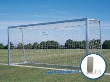 All-In Sport: Afm.: 500 x 200 cm. Lat en palen van aluminiumprofiel 80 x 80 mm, met geschroefde hoekverbindingen, excl. net (optimale netmaat 80/150 cm...